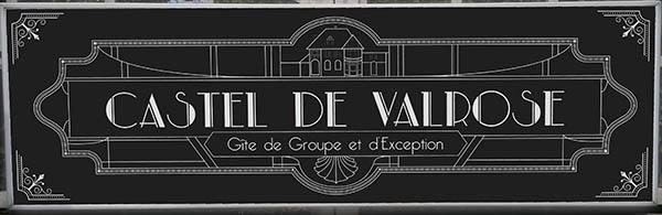 Le gîte du CASTEL DE VALROSE