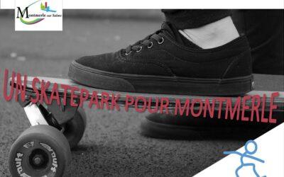 Concertation publique pour le projet de Skatepark