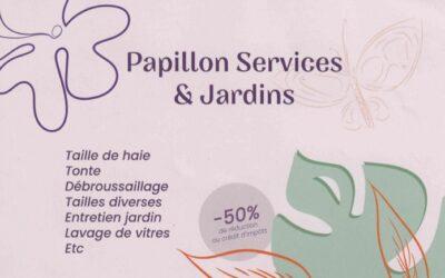 PAPILLON SERVICES & JARDINS