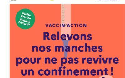#Jemevaccine #Jejouecollectif